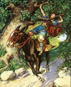 Ионафан на дереве (1)