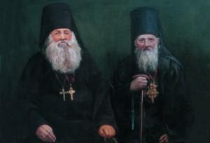 Антоний и Моисей Оптинские