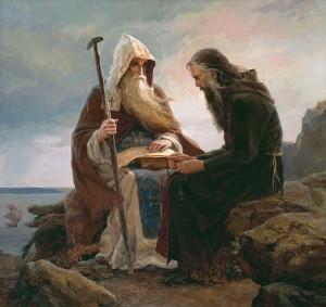 Антоний и Феодосий Печерские2