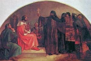 Выбор веры Князем Владимиром (1)