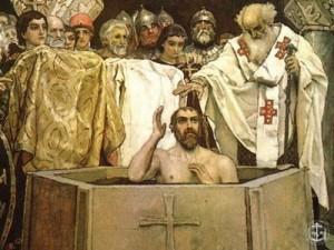 Крещение Владимира3