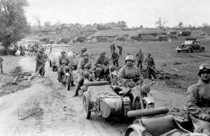 Немцы на Украине 1941