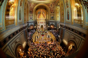 Празднование Крещения Руси