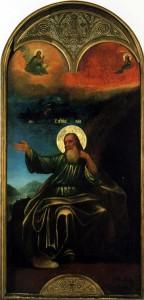 Икона Илии Пророка в Богоявленском Соборе