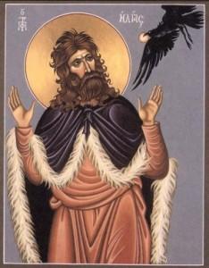 Илья и ворон