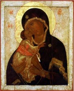 Донская икона Богоматери