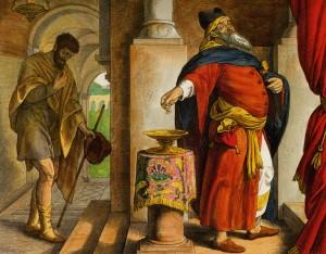 Мыталрь и фарисей