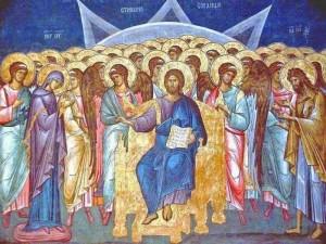 Праведники в Царстве Небесном