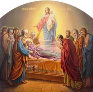 Успение Пресвятой Богородицы1