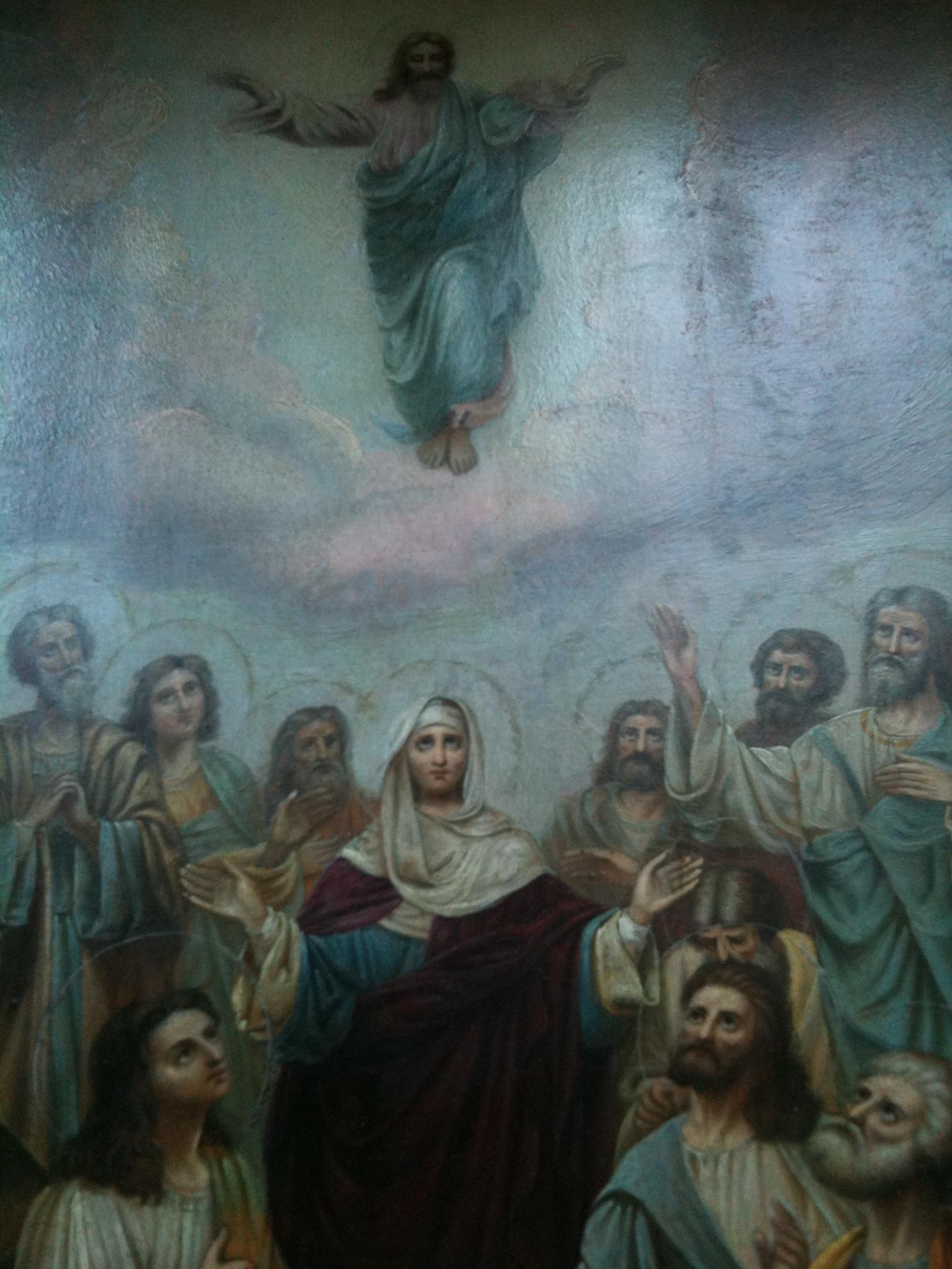 что фото ангела вознесение господне менее, она уделяет