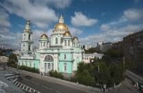 Елоховский Богоявленский Патриарший Собор
