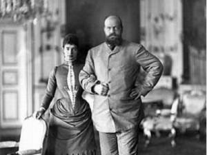 Александр III и Мария Феодоровна