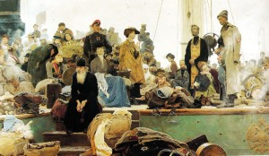 Бегство из Крыма