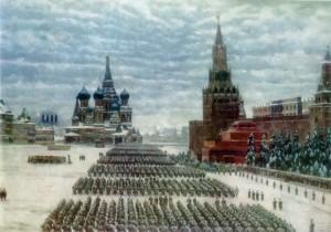 Битва за Москву3
