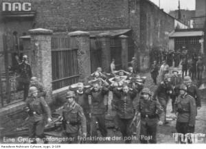Захват немцами Польши