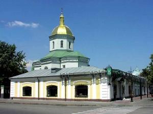 Илиинская церковь в Киеве