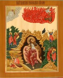 Илия Пророк с чудесами