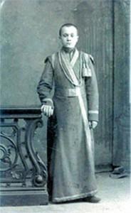 Александров - учащийся Императорской капеллы